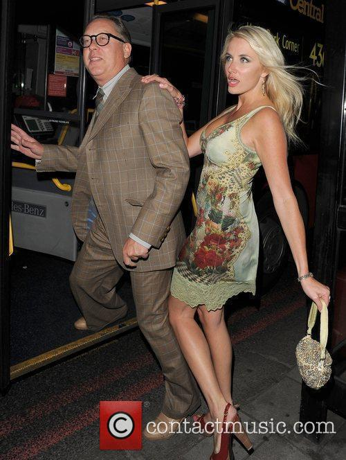 Vic Reeves and Nancy Sorrell 11