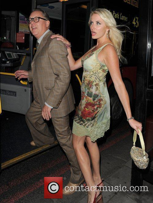 Vic Reeves and Nancy Sorrell 6