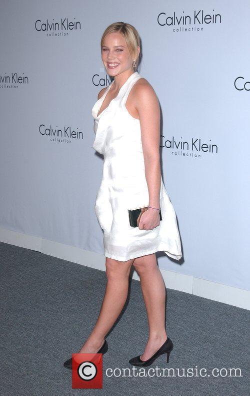 Abbie Cornish Calvin Klein Collection & Los Angeles...