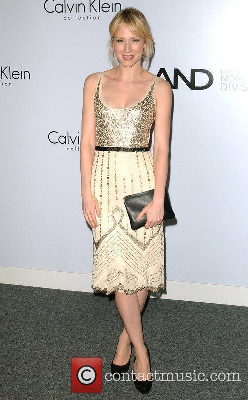 Beth Riesgraf Calvin Klein Collection & Los Angeles...