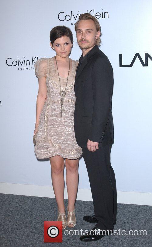 Ginnifer Goodwin; Joey Kern Calvin Klein Collection &...