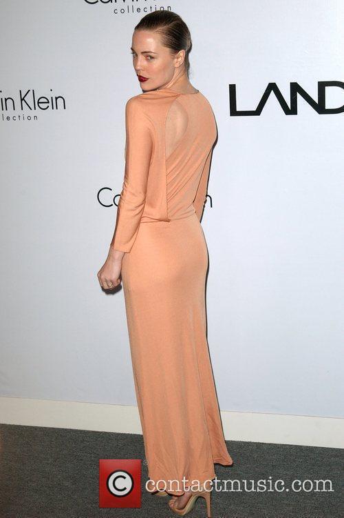 Melissa George Calvin Klein Collection & Los Angeles...