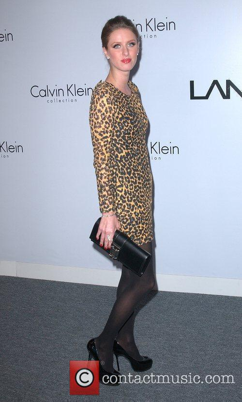Nicky Hilton Calvin Klein Collection & Los Angeles...