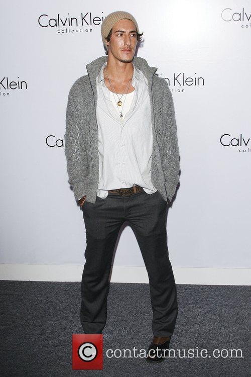 Eric Balfour Calvin Klein Collection & Los Angeles...