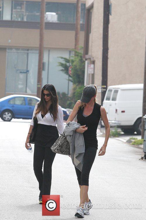 Gisele Bundchen and Camila Alves