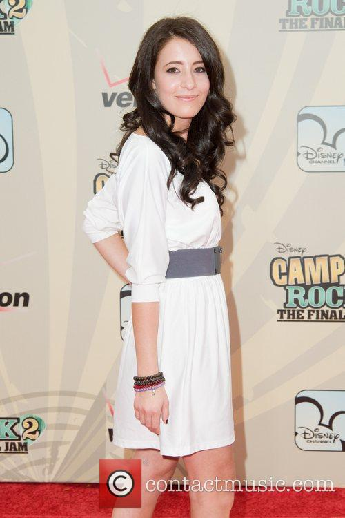 World Premiere of 'Camp Rock II: The Final...