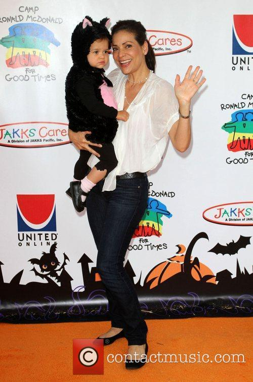 Constance Marie and daughter Luna Marie 18th Annual...