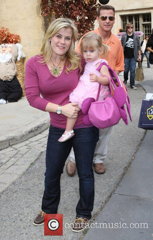 Alison Sweeney and her daughter Megan 18th Annual...