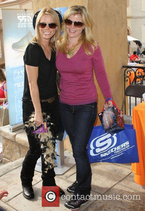 Cheryl Hines, Alison Sweeney 18th Annual Camp Ronald...