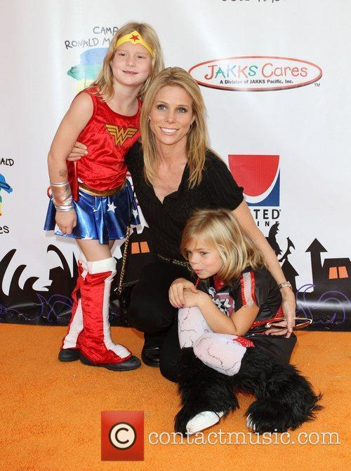 Cheryl Hines 18th Annual Camp Ronald McDonald For...