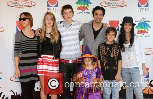 Gilles Marini with Family and Friends 18th Annual...