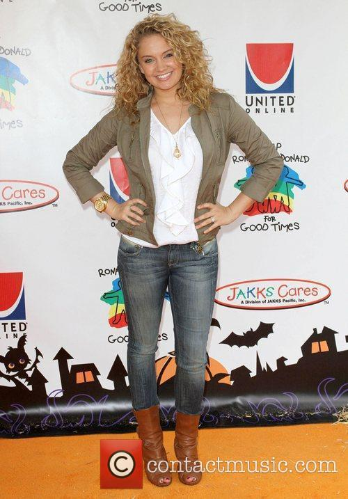 Tiffany Thornton 18th Annual Camp Ronald McDonald For...