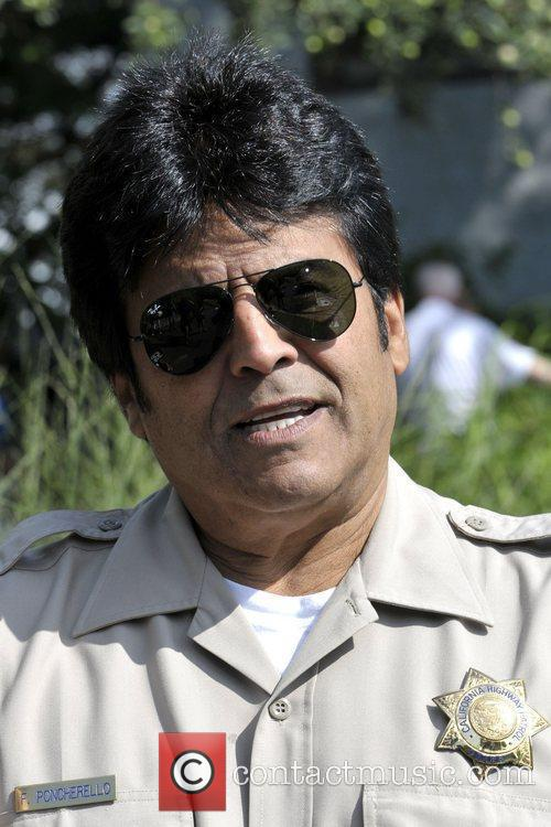 Erik Estrada,  as host to the Transitions...