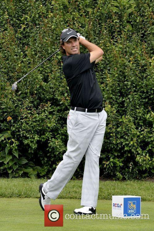 Stephen Ames  'Mike Weir Charity Classic' held...