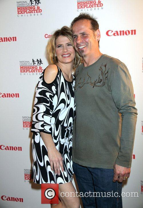 Kristy Swanson, Las Vegas and Lloyd Eisler 2