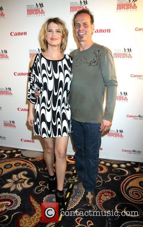 Kristy Swanson, Las Vegas and Lloyd Eisler 4