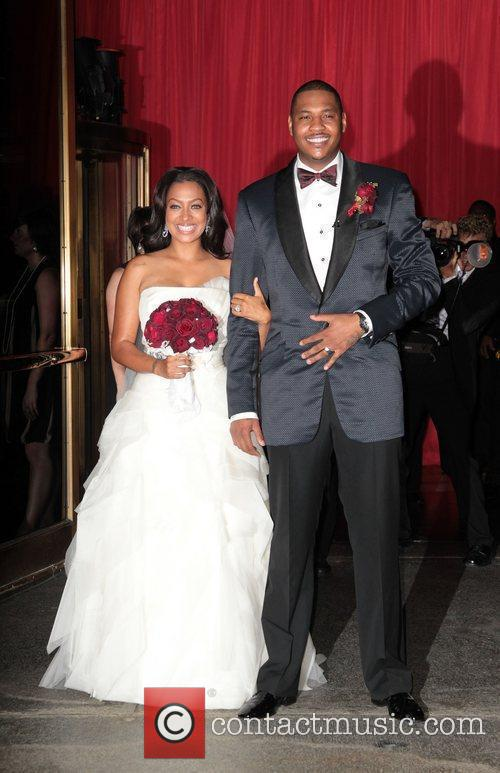Lala Vasquez and Carmelo Anthony 3