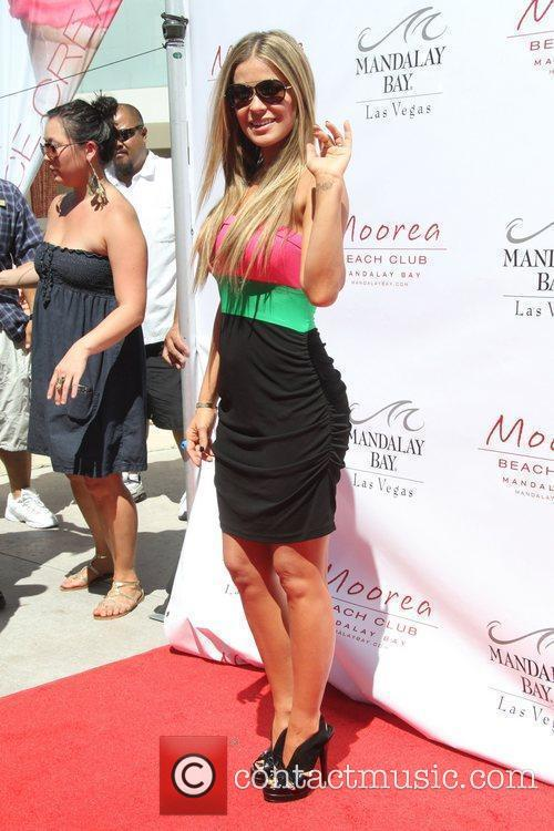 Carmen Electra and Las Vegas 8