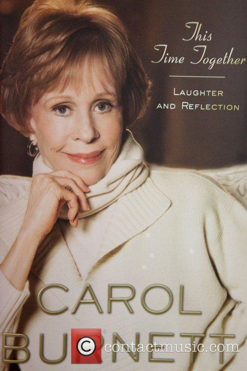 Carol Burnett promotes 'This Time Together: Laughter and...