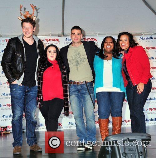Cory Montieth, Nikki Blonsky, Mark Salling, Amber Riley,...