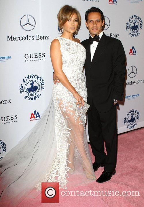 Jennifer Lopez and Marc Anthony 10