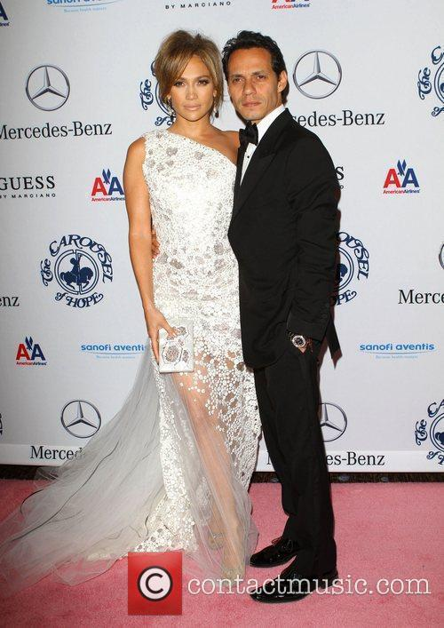 Jennifer Lopez and Marc Anthony 3