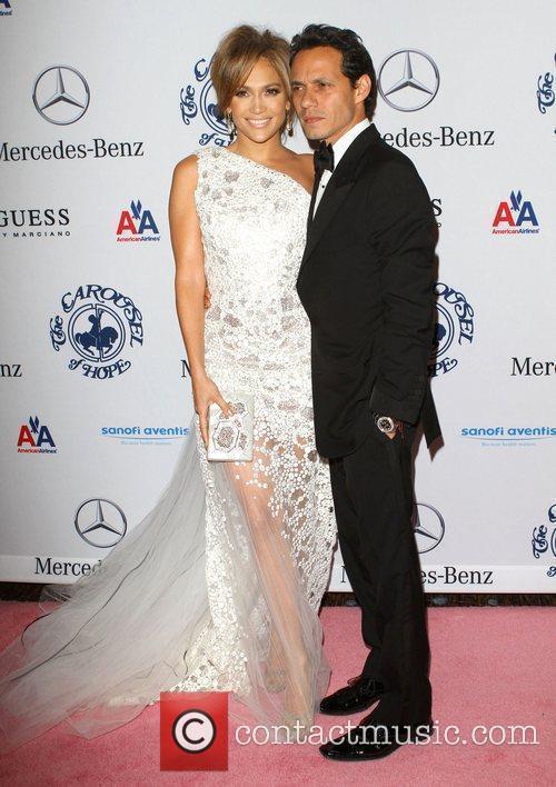 Jennifer Lopez and Marc Anthony 12