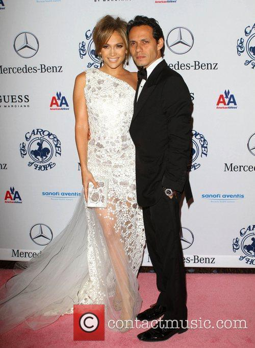 Jennifer Lopez and Marc Anthony 10
