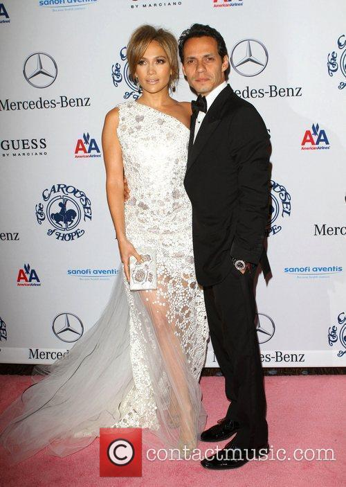 Jennifer Lopez and Marc Anthony 2