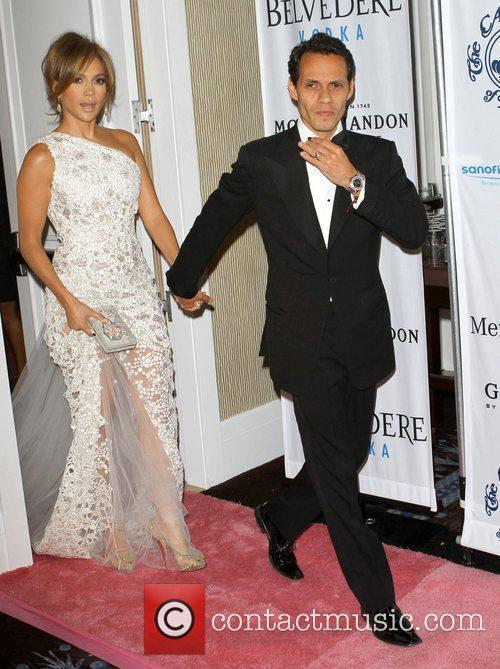 Jennifer Lopez and Marc Anthony 7