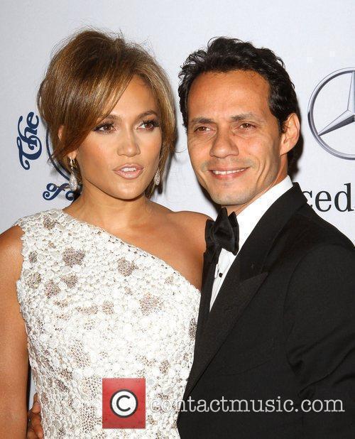 Jennifer Lopez and Marc Anthony 11