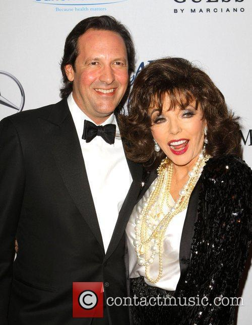 Joan Collins, Beverly Hilton Hotel