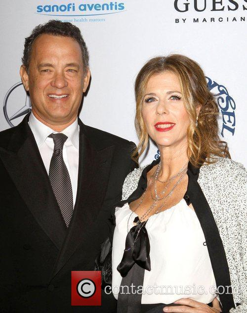 Tom Hanks and Rita Wilson 7