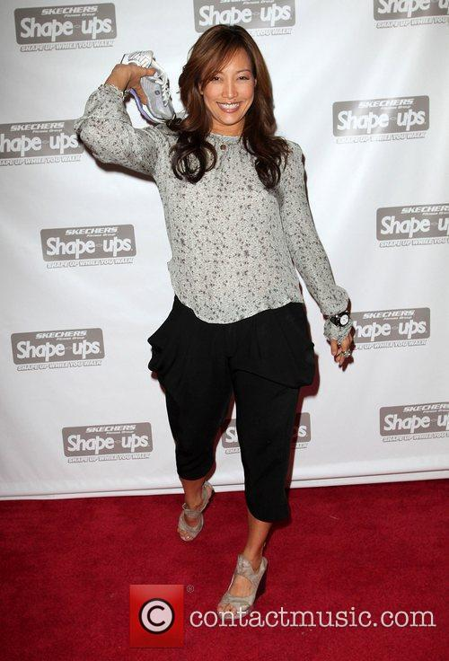 Carrie Ann Inaba and Dancing With The Stars 23
