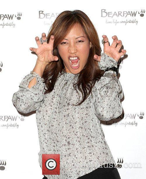 Carrie Ann Inaba and Dancing With The Stars 10