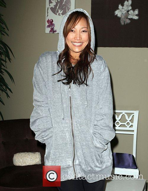 Carrie Ann Inaba and Dancing With The Stars 4