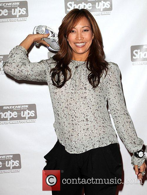 Carrie Ann Inaba and Dancing With The Stars 9