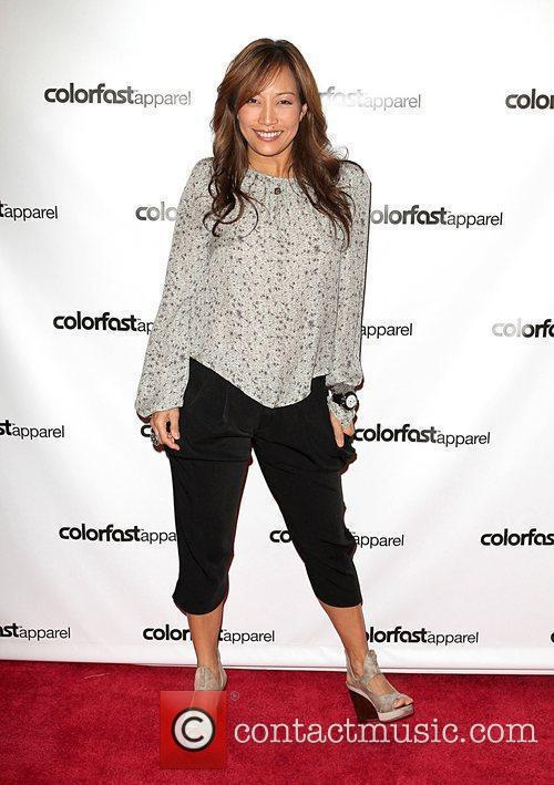 Carrie Ann Inaba and Dancing With The Stars 5