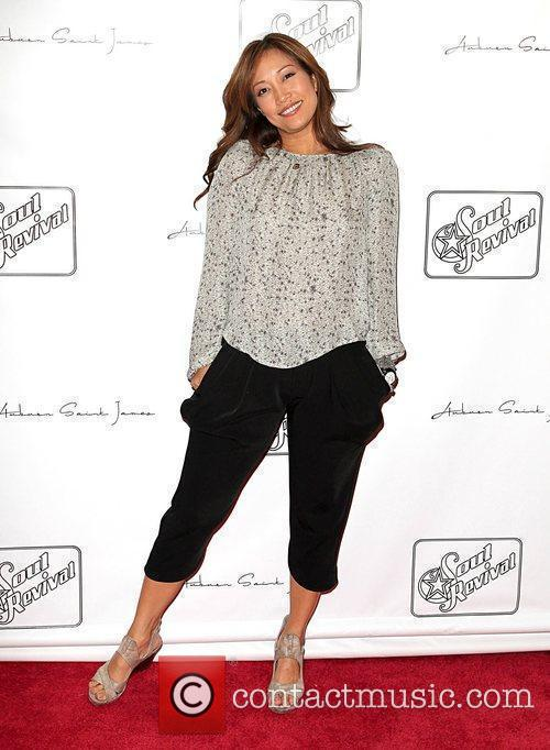 Carrie Ann Inaba and Dancing With The Stars 25