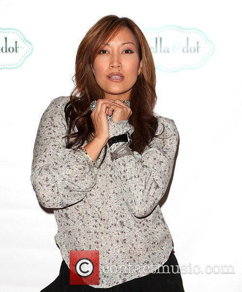 Carrie Ann Inaba and Dancing With The Stars 7