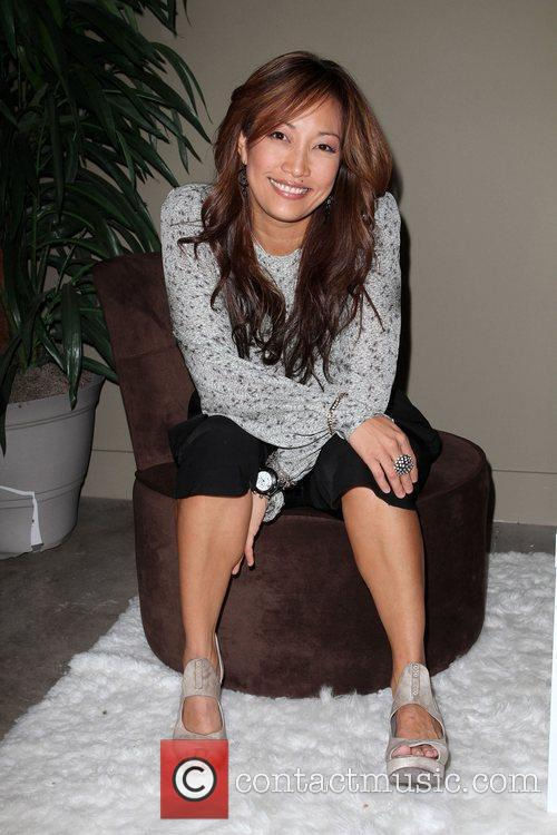Carrie Ann Inaba and Dancing With The Stars 14