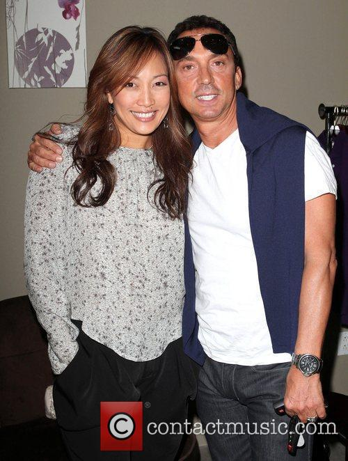Carrie Ann Inaba, Bruno Tonioli and Dancing With The Stars 2