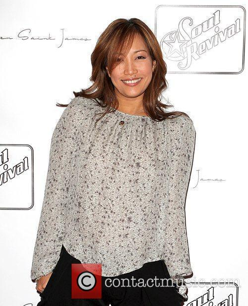 Carrie Ann Inaba and Dancing With The Stars 33