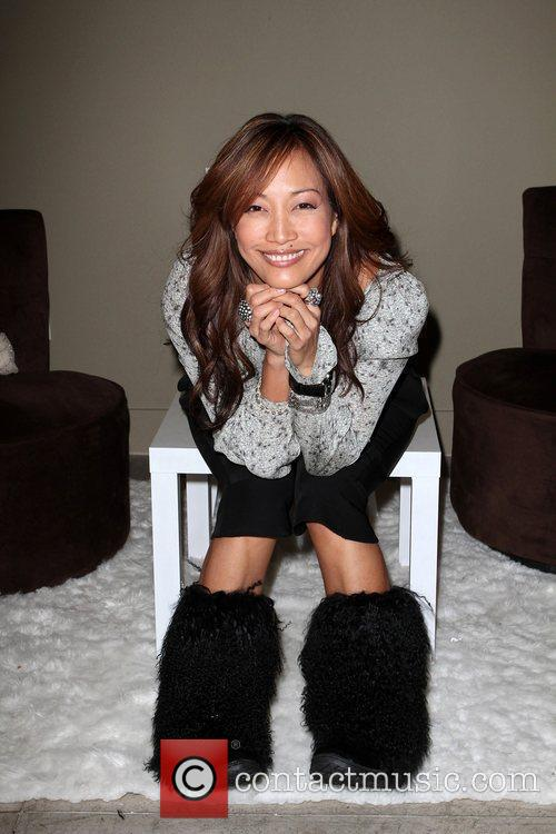 Carrie Ann Inaba and Dancing With The Stars 3