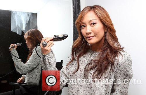 Carrie Ann Inaba and Dancing With The Stars 13