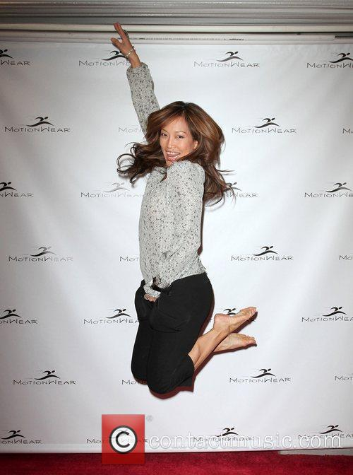 Carrie Ann Inaba and Dancing With The Stars 30