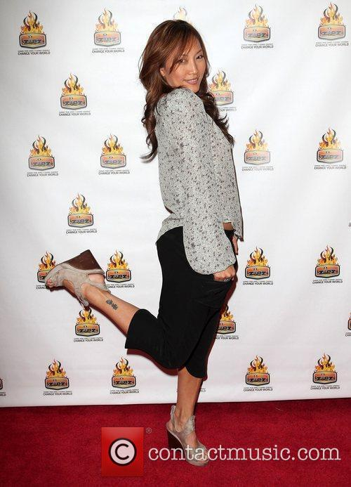 Carrie Ann Inaba and Dancing With The Stars 26