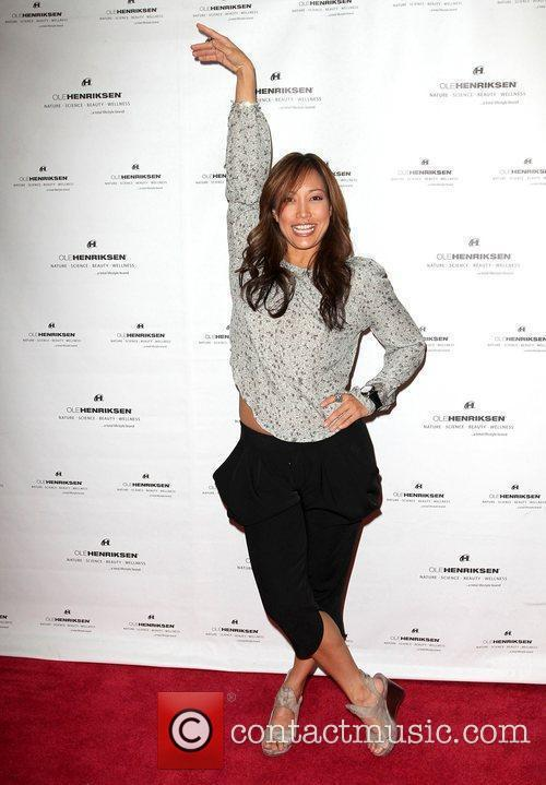Carrie Ann Inaba and Dancing With The Stars 19