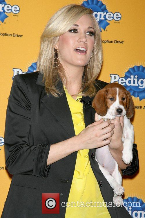 Carrie Underwood  attends the 6th Annual Pedigree...