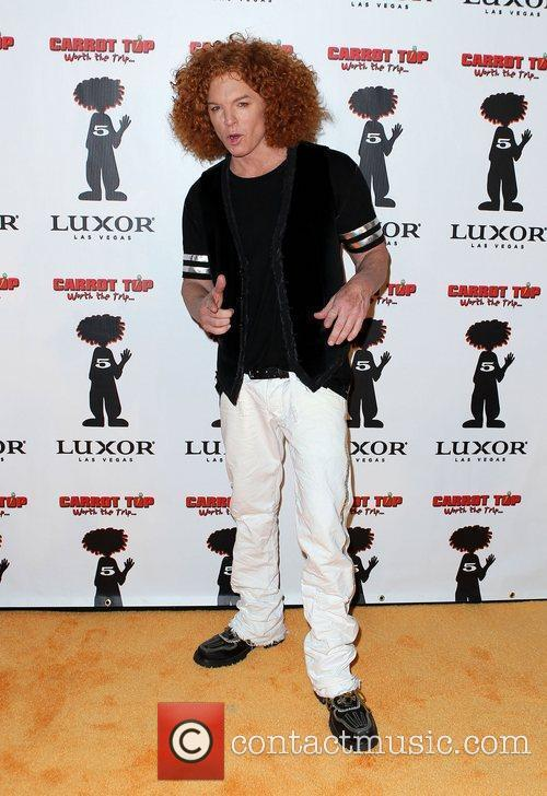 Carrot Top and Las Vegas 3